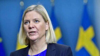 Photo of وزيرة المالية السويدية .. أزمة كورونا سببت فجوة في الدخل … والحل فرض ضرائب إضافية
