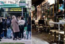 Photo of ابتداء من اليوم ..بدء تطبيق القوانين المشددة على زوار المطاعم و مراکز التسوق في جميع مناطق السويد