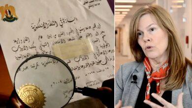 Photo of التلفزيون السويدي : يكشف أن % 60 من الشهادات المزورة في السويد صادر من سوريا