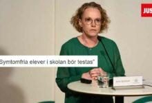 Photo of هيئة الصحة السويدية تقرر إجراء اختبار كورونا لطلاب المدارس السويدية