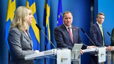 Photo of الحكومة السويدية : خمس مراحل للعودة الى الحياة الطبيعية