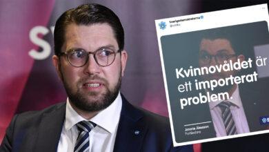 Photo of باحثون يردون على جيمي أوكيسون : الهجرة ليس لها علاق بإزدياد قتل النساء في السويد
