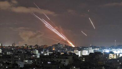 Photo of أعلن الجيش الإسرائيلي أن سلاح الجو التابع له شن أكثر من 500 غارة على أهداف في قطاع غزة،