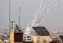 Photo of 20 شهيدا في غزة.. صواريخ المقاومة توقف مسيرة المستوطنين بالقدس وإسرائيل ترد بقصف القطاع