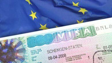 """Photo of الاتحاد الأوروبي يضع شروط مشددة جديدة لتأشيرات """" شينغن """" .. تعرف عليها"""