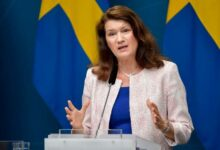 Photo of وزيرة الخارجية السويدية : على اسرائيل وحماس وقف العنف فوراً