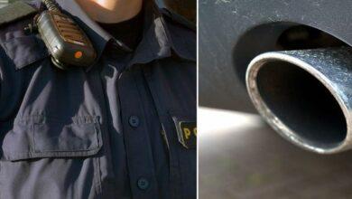 Photo of استنشاق عوادم السيارات هو تحدي جديد في السويد تقوم الشرطة بالتحذير منه