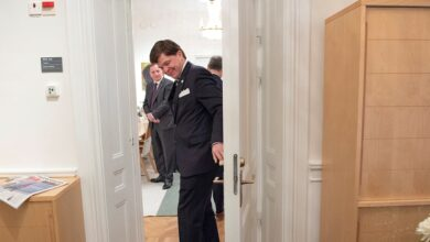 Photo of رئيس البرلمان موقفه حول إيجاد مرشح لرئاسة الوزراء في أقرب وقت
