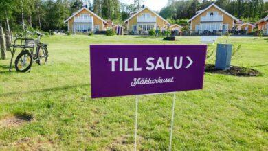 Photo of انخفاض كبير في أسعار السكن في السويد وهذا كان لأول مرة منذ عام