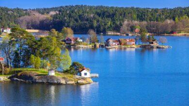 Photo of أهم عشرة مواقع للتخييم في السويد