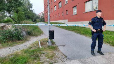 Photo of إطلاق أعيرة نارية بالقرب من ستوكهولم و إصابة طفلين جراء هذا الحادث