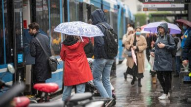 Photo of حدوث حال من التوتر بسبب توقع الأرصاد الجوية هطول أمطار غزيرة على العديد من المناطق داخل السويد