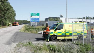 Photo of جريمة جديدة في السويد : سجينتان تطالبان بمروحية وفي المقابل سيطلقون صراح حارس الأمن
