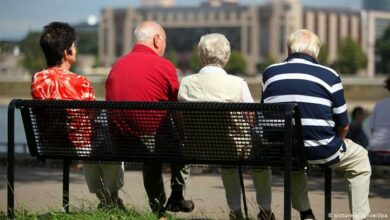 Photo of زيادة في معدل متوسط العمر عند سكان السويد