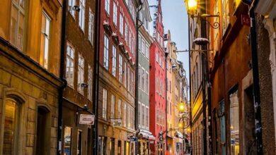 Photo of زيارة سريعة في المدينة الساحرة قلب ستوكهولم