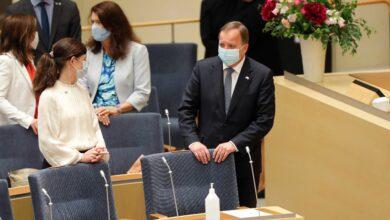 Photo of ستيفان لوفين يعود للحكم مرة أخرى بعد اكتساب ثقة البرلمان