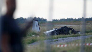 Photo of مصرع تسعة أفراد فور تحطم طائرة في السويد