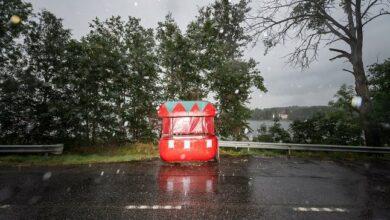 Photo of وكالة الأرصاد السويدية تحذر من هطول أمطار غزيرة في المنطقة الوسطي داخل السويد