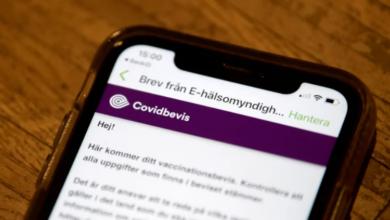 Photo of السويد تبحث في كيفية إصدار تصريح لقاح كوفيد على المقيمين الأجانب بالآلاف