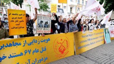 Photo of المحكمة التاريخية الأشهر في السويد بشأن القتل الجماعي في إيران لعام 1988