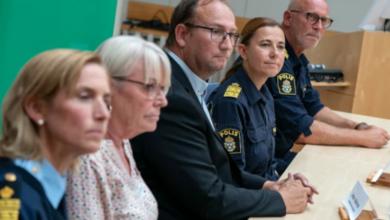 Photo of طعن رجل على يد تلميذ في جنوب السويد