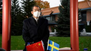 Photo of سفير الصين ينتقد السويد بسبب دعمها لتايوان