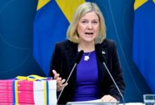 Photo of الحكومة السويدية تعلن عن ميزانية السويد 2022 لدفع السويد إلى الأمام