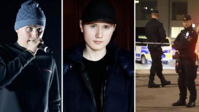 Photo of مقتل مغني الراب السويدي اينار في حرب العصابات في مدينة ستوكهولم